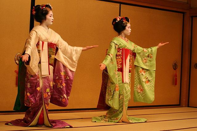 Japon Kyoto : Geishas